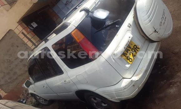 Buy Used Honda CR-V White Car in Nairobi in Nairobi