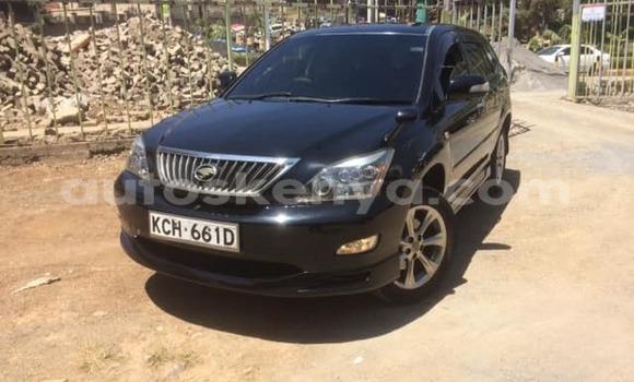 Buy Used Toyota Harrier Black Car in Nairobi in Nairobi