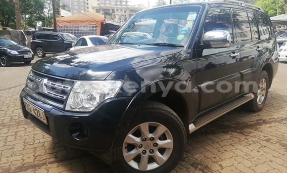 Buy Used Mitsubishi Pajero Black Car in Nairobi in Nairobi