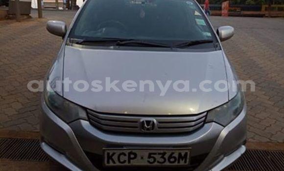 Buy Used Honda Insight Silver Car in Nairobi in Nairobi