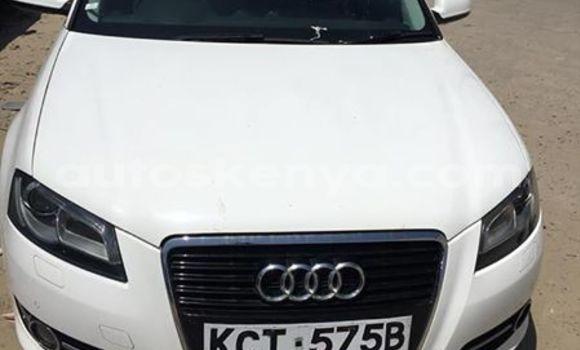 Buy Used Audi A3 White Car in Nairobi in Nairobi