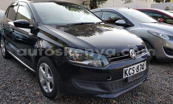 Buy Used Volkswagen Polo Black Car in Nairobi in Nairobi