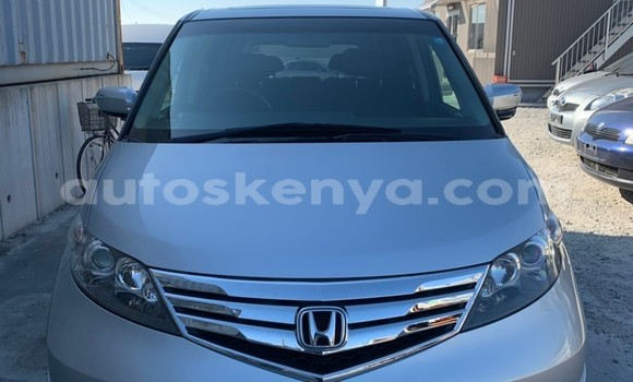 Buy Used Honda Elysion Silver Car in Mombasa in Coastal Kenya