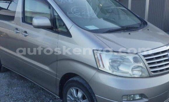 Buy Used Toyota Alphard Other Car in Mombasa in Coastal Kenya