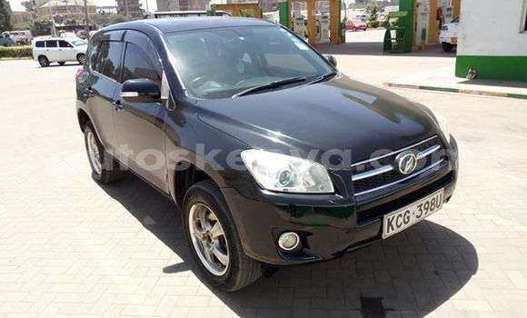 Buy Used Toyota RAV4 Black Car in Nairobi in Nairobi