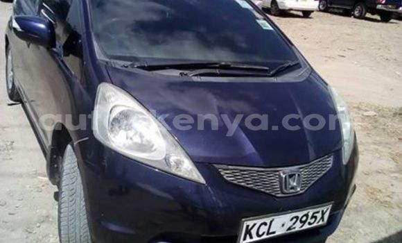 Buy Used Honda Fit Black Car in Nairobi in Nairobi