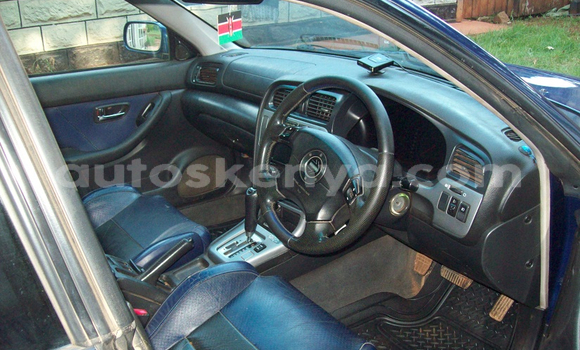 Buy Used Subaru Legacy Blue Car in Nairobi in Nairobi