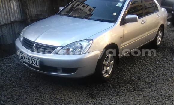 Buy Used Mitsubishi Lancer Silver Car in Thika in Nairobi