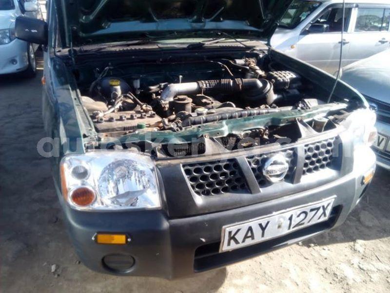 Buy Used Nissan Hardbody Green Car in Nairobi in Nairobi - AutosKenya