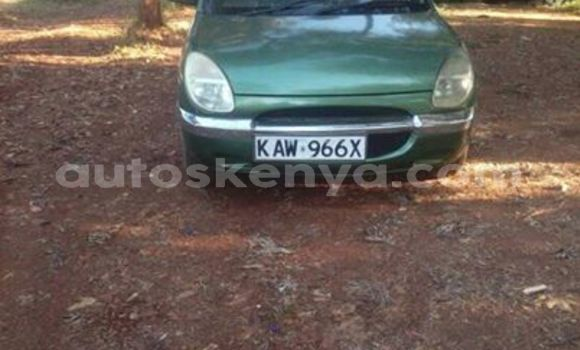 Buy Used Toyota Duet Green Car in Nairobi in Nairobi