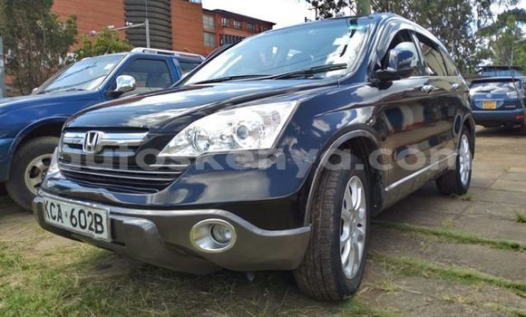 Buy Used Honda CR-V Black Car in Nairobi in Nairobi