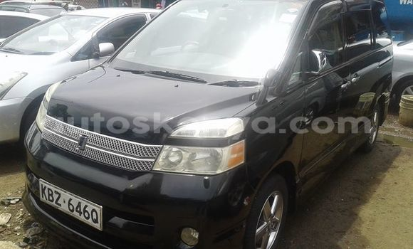 Buy Used Toyota Voxy Black Car in Nairobi in Nairobi
