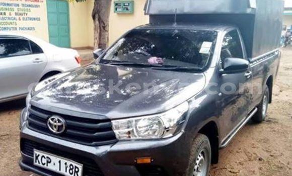 Buy Used Toyota Hilux Other Car in Nairobi in Nairobi