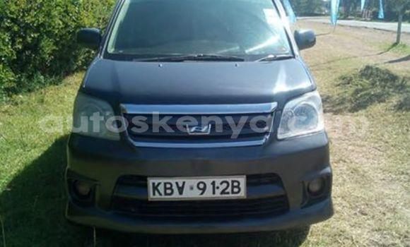 Buy Used Toyota Noah Black Car in Nairobi in Nairobi