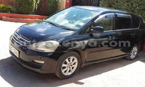 Buy Used Toyota Ipsum Black Car in Nairobi in Nairobi