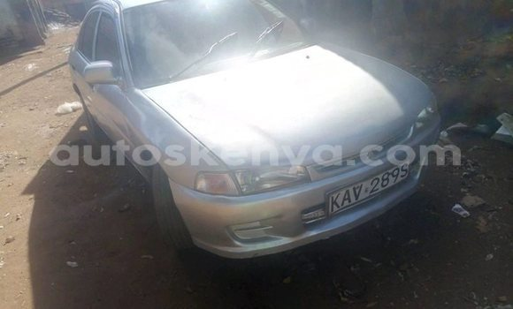 Buy Used Mitsubishi Lancer Silver Car in Thika in Nairobi