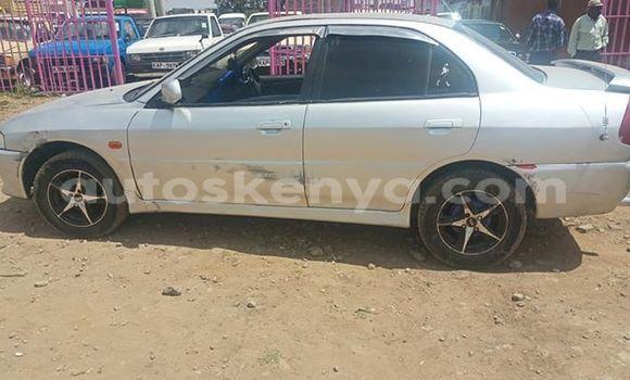 Buy Used Mitsubishi Lancer Silver Car in Nairobi in Nairobi