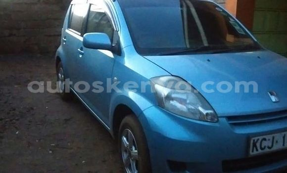 Buy Used Toyota Passo Blue Car in Nairobi in Nairobi