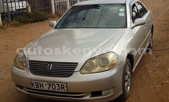 Buy Used Toyota Mark II Silver Car in Nairobi in Nairobi