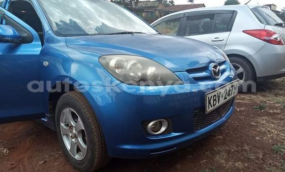 Buy Used Mazda Demio Blue Car in Nairobi in Nairobi