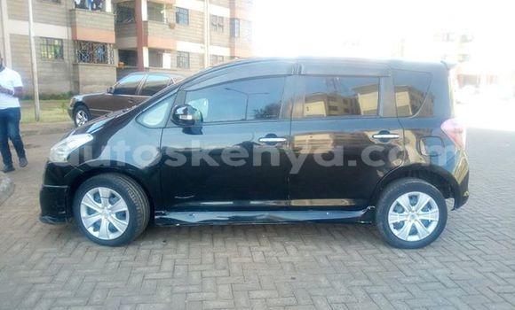 Buy Used Toyota Ractis Black Car in Nairobi in Nairobi