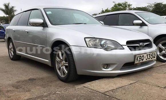 Buy Used Subaru Legacy Silver Car in Nairobi in Nairobi