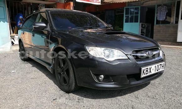 Buy Used Subaru Legacy Black Car in Nairobi in Nairobi