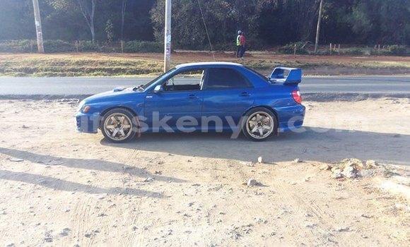 Buy Used Subaru Legacy Blue Car in Nairobi in Nairobi