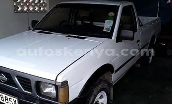 Buy Used Nissan Safari White Car in Nairobi in Nairobi