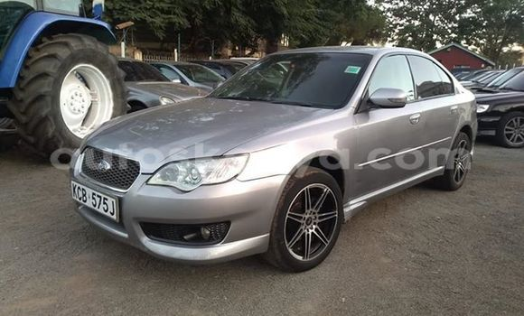 Buy Used Subaru Legacy Silver Car in Nairobi in Nairobi