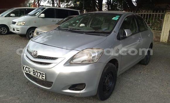 Buy Used Toyota Belta Silver Car in Nairobi in Nairobi