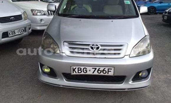 Buy Used Toyota Ipsum Silver Car in Nairobi in Nairobi