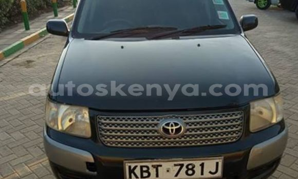 Buy Used Toyota Succeed Black Car in Nairobi in Nairobi