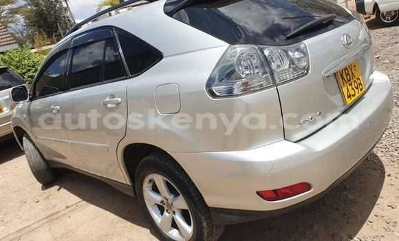 Buy Used Lexus RX 300 Silver Car in Nairobi in Nairobi