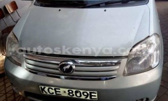 Buy Used Toyota Raum Silver Car in Nairobi in Nairobi