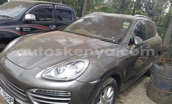 Buy Used Porsche Cayenne Other Car in Nairobi in Nairobi
