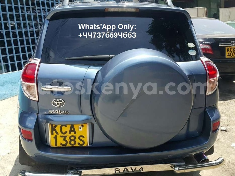 Big with watermark toyota rav4 nairobi nairobi 16600