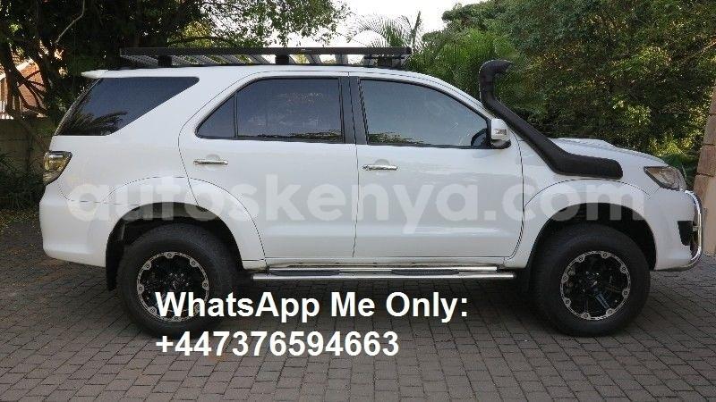 Big with watermark toyota fortuner nairobi nairobi 16669