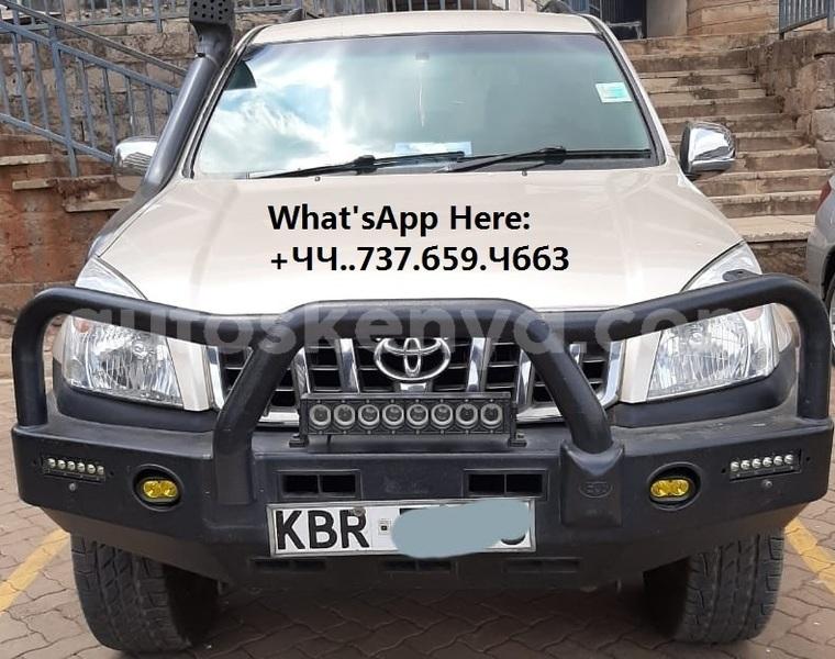 Big with watermark toyota land cruiser prado nairobi nairobi 16672