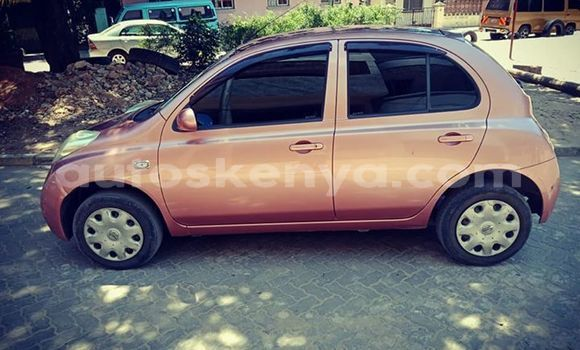 Buy Used Nissan March Other Car in Mombasa in Coastal Kenya