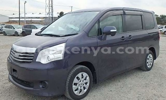 Buy Used Toyota Noah Blue Car in Mombasa in Coastal Kenya