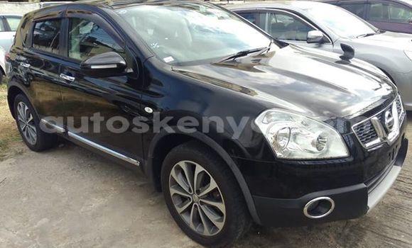 Buy Used Nissan Dualis Black Car in Mombasa in Coastal Kenya