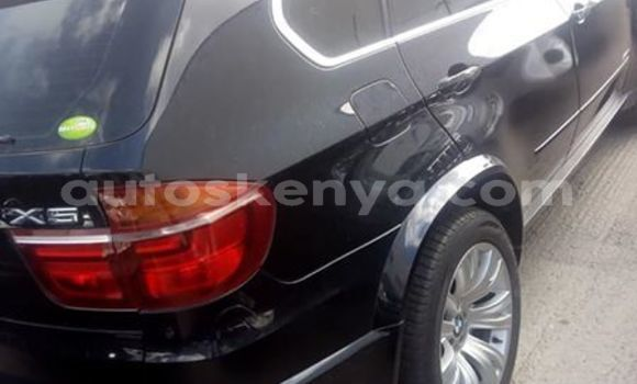 Buy Used BMW X5 Black Car in Mombasa in Coastal Kenya