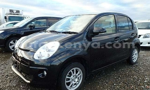 Buy Used Toyota Passo Black Car in Mombasa in Coastal Kenya