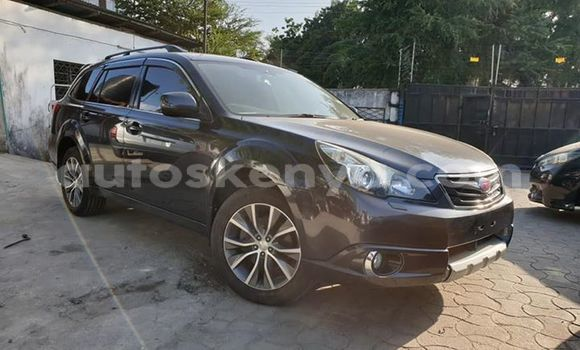 Buy Used Subaru Outback Black Car in Mombasa in Coastal Kenya