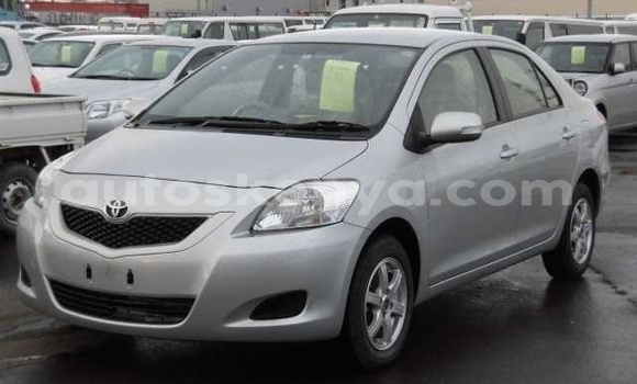 Buy Used Toyota Belta Silver Car in Mombasa in Coastal Kenya