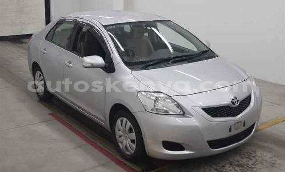 Buy Used Toyota Belta Silver Car in Mombasa in Coastal Kenya