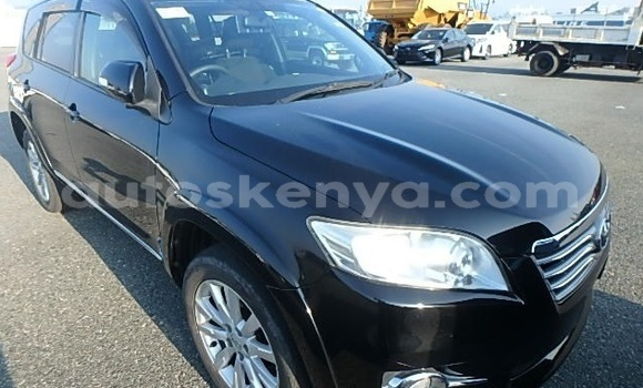 Buy Used Toyota Vanguard Black Car in Nairobi in Nairobi