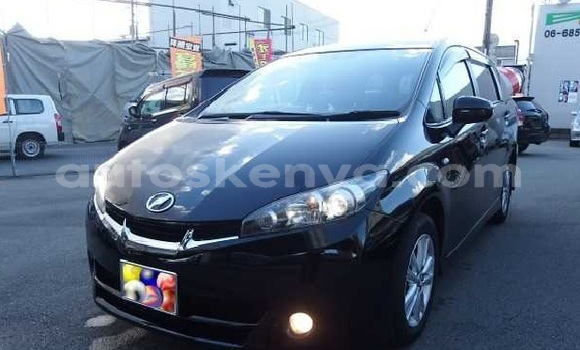 Buy Used Toyota Wish Black Car in Mombasa in Coastal Kenya