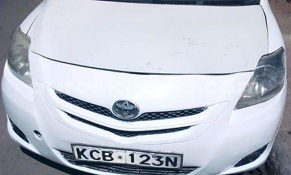 Buy Used Toyota Belta White Car in Nairobi in Nairobi